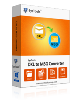 SysTools DXL to MSG Converter – Exclusive Coupon