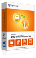 SysTools DXL to NSF Converter Coupon