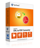 SysTools DXL to PDF Converter Coupon