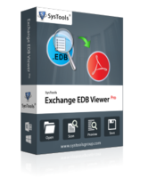 SysTools EDB Viewer PRO – Exclusive Coupon