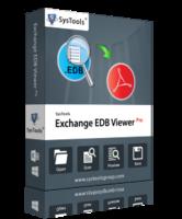 SysTools EDB Viewer PRO Coupon