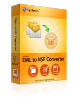 SysTools EML to NSF Converter Coupon