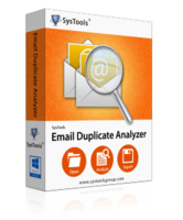 SysTools Email Duplicate Analyzer – Exclusive Discount