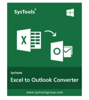 SysTools Excel to Outlook Coupon