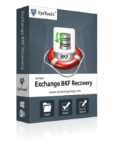 SysTools Exchange BKF Recovery Coupon