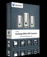 SysTools Exchange EDB to PDF Converter Coupons