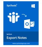 SysTools Export Notes Coupon Sale
