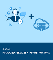 SysTools G Suite to Office 365 + Managed Services + Infrastructure Coupon