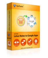 SysTools Lotus Notes to Google Apps Coupon Code