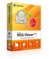 Premium SysTools MSG Viewer Pro Coupon Discount