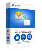 SysTools MSG to EML Converter Coupon