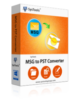 SysTools MSG to PST Converter Coupon