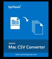 SysTools Mac CSV Contacts Converter Coupon Code