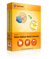 Exclusive SysTools Notes Address Book Converter Coupon Discount