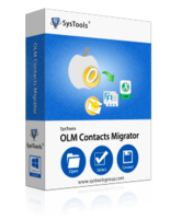 SysTools Software Pvt. Ltd. – SysTools OLM Contacts Migrator Coupon Discount