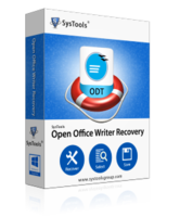 SysTools Open Office Writer Recovery Coupon