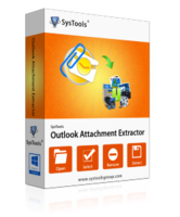 SysTools Outlook Attachment Extractor Coupon