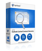 SysTools Outlook Cached Contacts Recovery Coupon