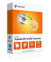 SysTools Outlook OST to NSF Converter Coupon