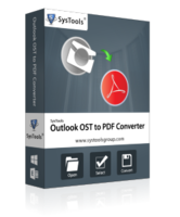 SysTools Outlook OST to PDF Converter Coupon