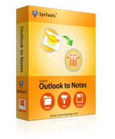 SysTools Software Pvt. Ltd. SysTools Outlook to Notes Coupon