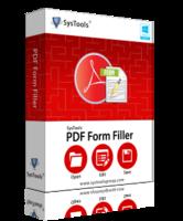 Secret SysTools PDF Form Filler Coupon Code