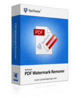 Amazing SysTools PDF Watermark Remover Discount