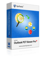 Special SysTools PST Viewer Pro Plus Coupon Code