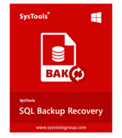 Exclusive SysTools SQL Backup Recovery Coupon