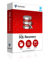 SysTools Software Pvt. Ltd. SysTools SQL Recovery Coupon Code