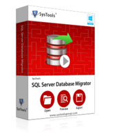 SysTools SQL Server Database Migrator Coupon