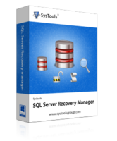 SysTools SQL Server Recovery Manager – Site License Coupons