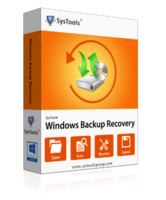 Premium SysTools Windows Backup Recovery Coupon Code