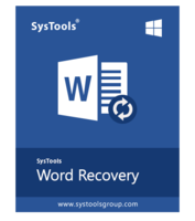 SysTools Software Pvt. Ltd. – SysTools Word Recovery Coupon