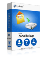 SysTools ZOHO Backup – Exclusive Coupon