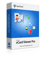 SysTools vCard Viewer Pro Coupon