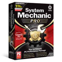 iolo technologies LLC System Mechanic Professional Coupon