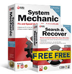 System Mechanic + Search and Recover Bundle Sale Coupon