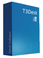 T3Desk 2014 Pro+ (plus free upgrade to 2015 version) Coupon