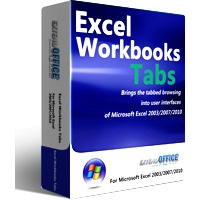 Tabs for Excel Coupon – 25%