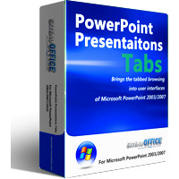 25% Tabs for PowerPoint Coupon