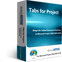 25% Tabs for Project Coupon