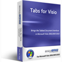 Tabs for Visio Coupon Code – 25%