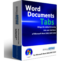Tabs for Word Coupon Code – 25%