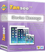Tansee iOS Message Transfer (Windows  version) – 1 year license Coupons 15%