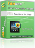 Tansee iPad Transfer Photo Coupon Code – 25% OFF