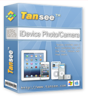 Tansee iPhone/iPad/iPod Photo&Camera Transfer Coupon – 25% Off