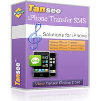Tansee iPhone/iPad/iPod SMS&MMS&iMessage Transfer Coupon Code – 25%