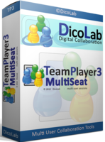 15% OFF – .TeamPlayer3-MultiSeat-6u