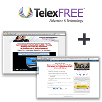 Opp Websites – TelexFREE Opportunity Site + Capture Page (STARTER PLUS) ~ Monthly Subscription Coupon